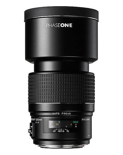 Phase One Phase One 4,0/120mm MF Macro Objektiv