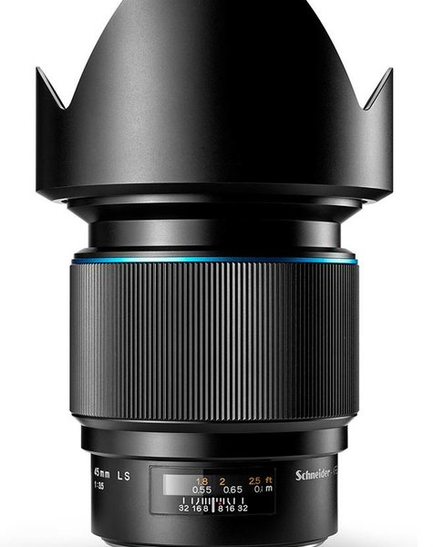 Phase One 3,5/45mm LS Blue Ring Schneider Kreuznach