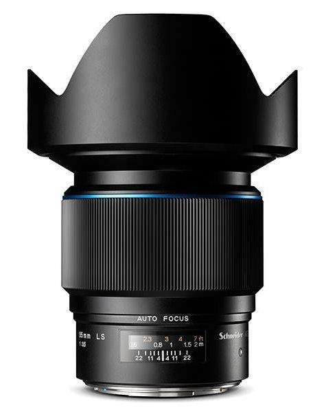 Phase One 3,5/35mm LS Blue Ring Schneider Kreuznach