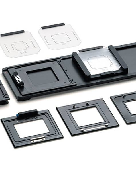 Linhof Adapterplatte für Contax 645