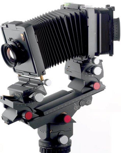 Linhof Linhof M 679 cs Kameragehäuse