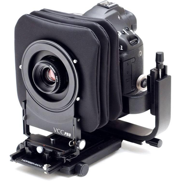 Horseman VCC-Pro für Sony E mit Objektivplatte für M39 Objektive