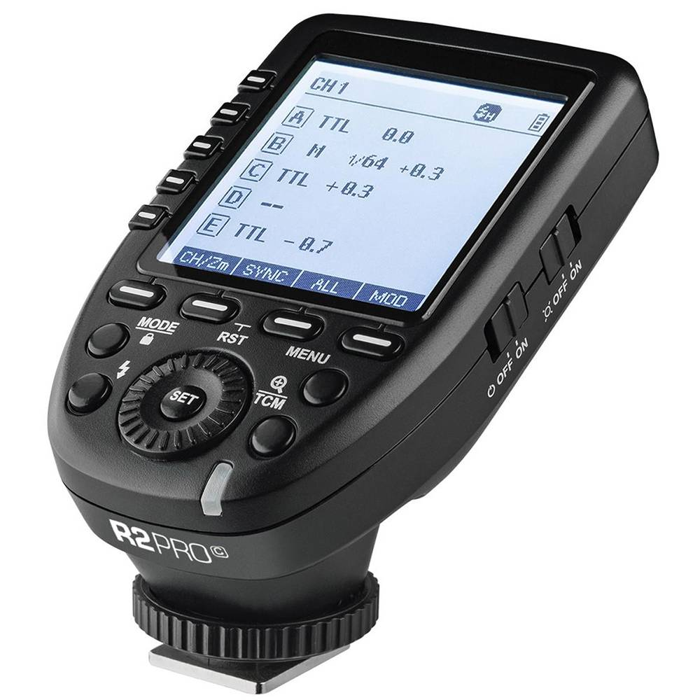 Godox Xpro-F TTL Funksteuerung