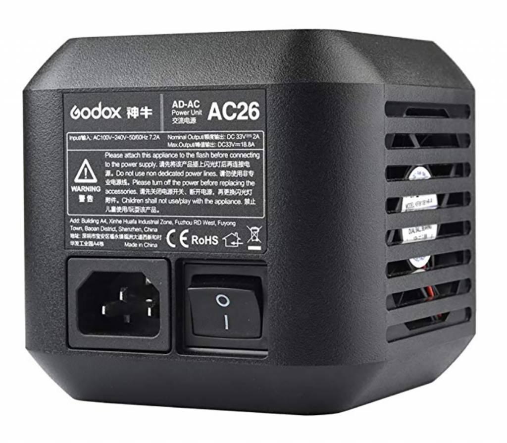 Godox Netzadapter für AD600 Pro
