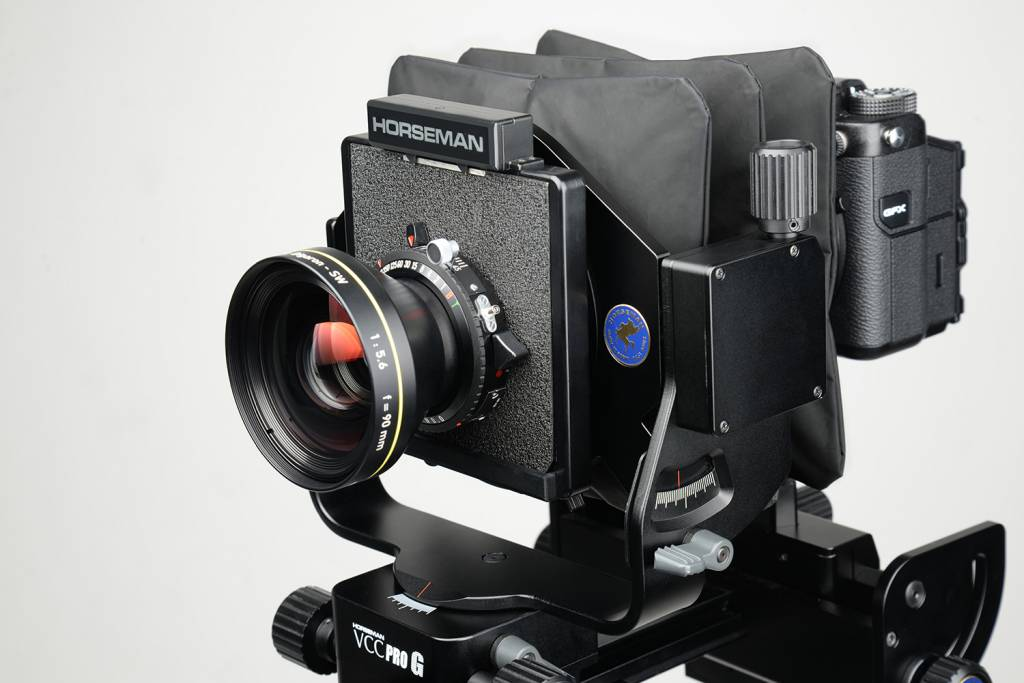 Horseman VCC-Pro G Body mit Canon EF Mount