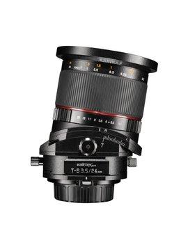 Walimex Walimex pro 24mm/3,5 T-S DSLR Nikon F - Copy