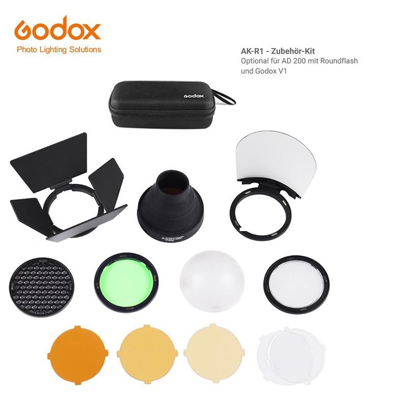 Godox V1 Rundblitz