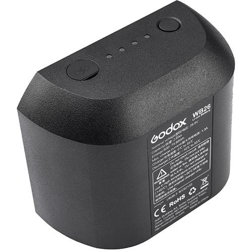 Godox Akku WB26