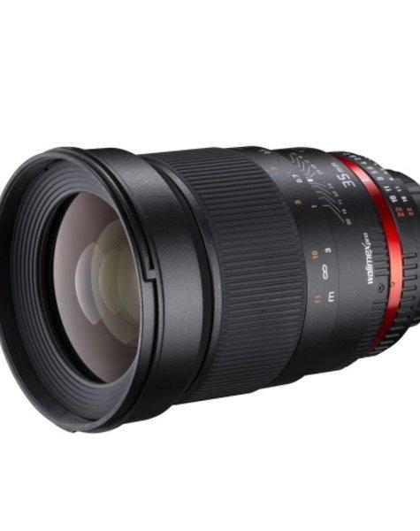 Walimex Objektiv 35mm