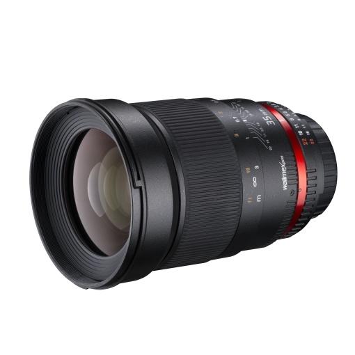 Walimex Objektiv 35mm Canon EF