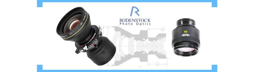 Rodenstock HR und Rodagon Objektive