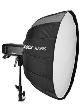 Godox AD-S65S Schirmsoftbox AD300 und AD400pro