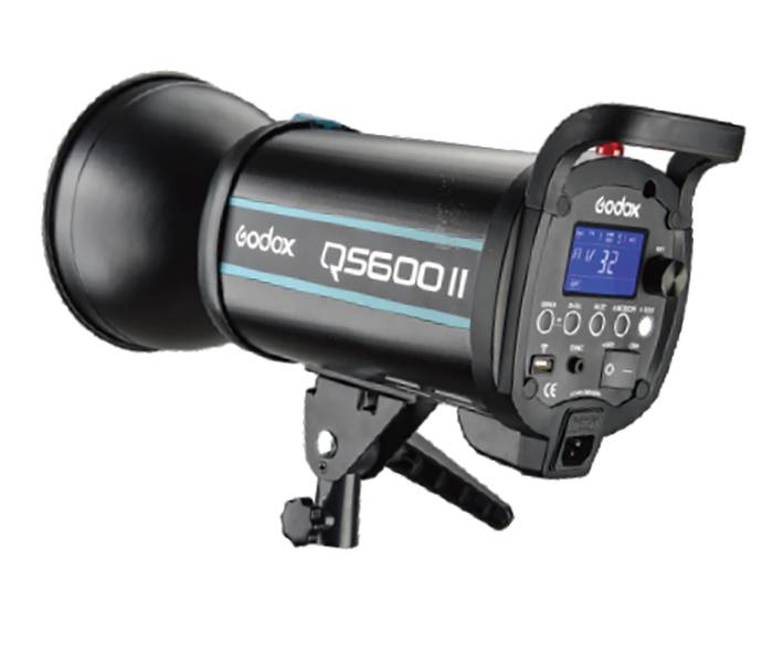 Godox QS1200-II Studio-Kit - DEMO