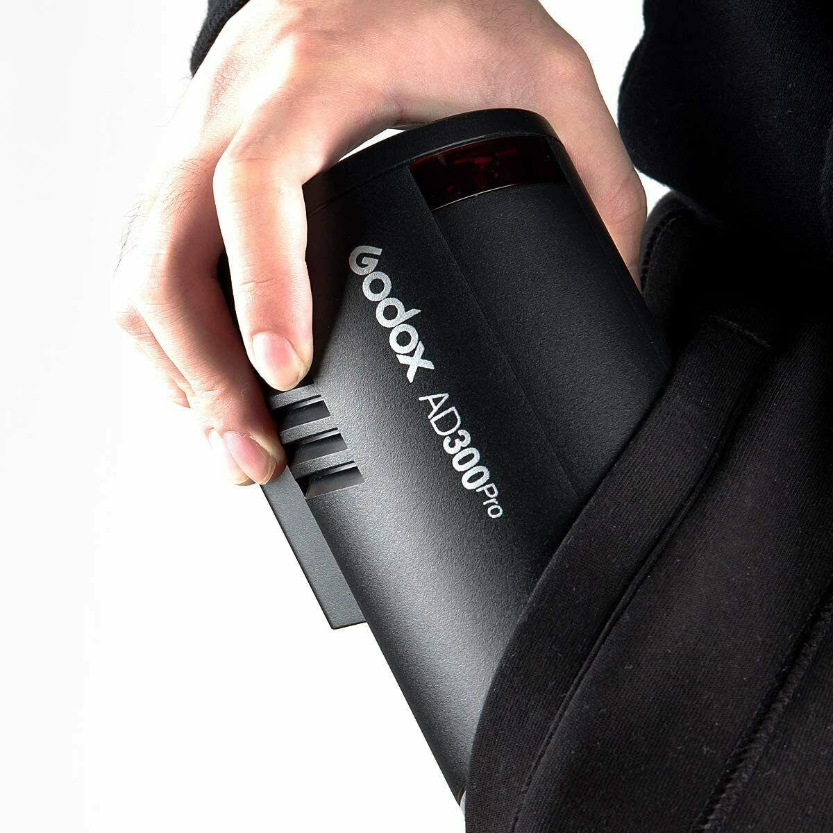 Godox AD300 Pro schnell und zuverläsig