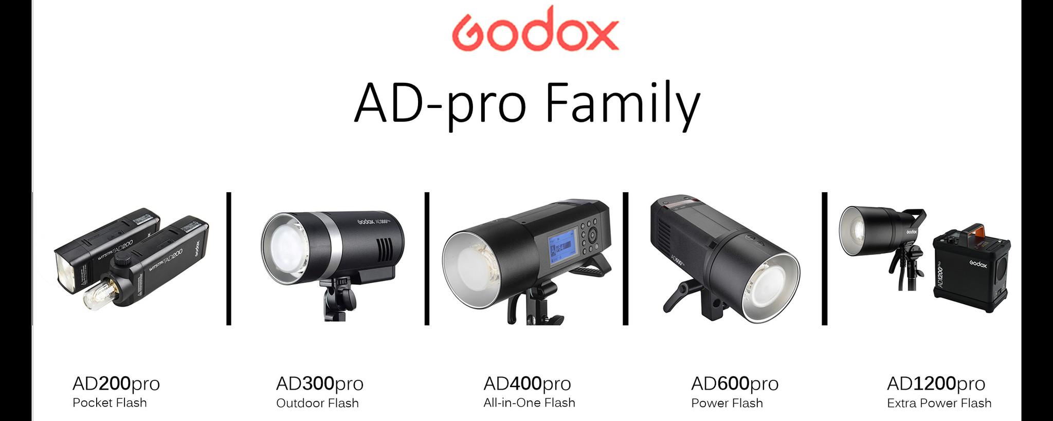 GODOX AD-Family
