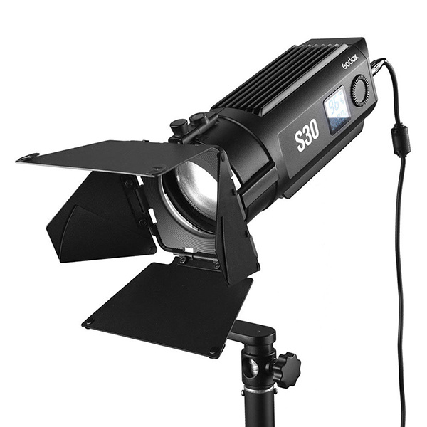Godox LED Videoleuchte S30