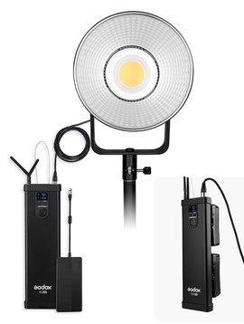 Godox VL-150 LED Akkuleuchte