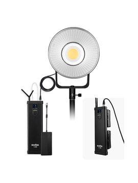 Godox VL-200 LED Akkuleuchte