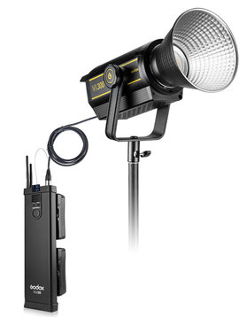 Godox VL-300 LED Akkuleuchte