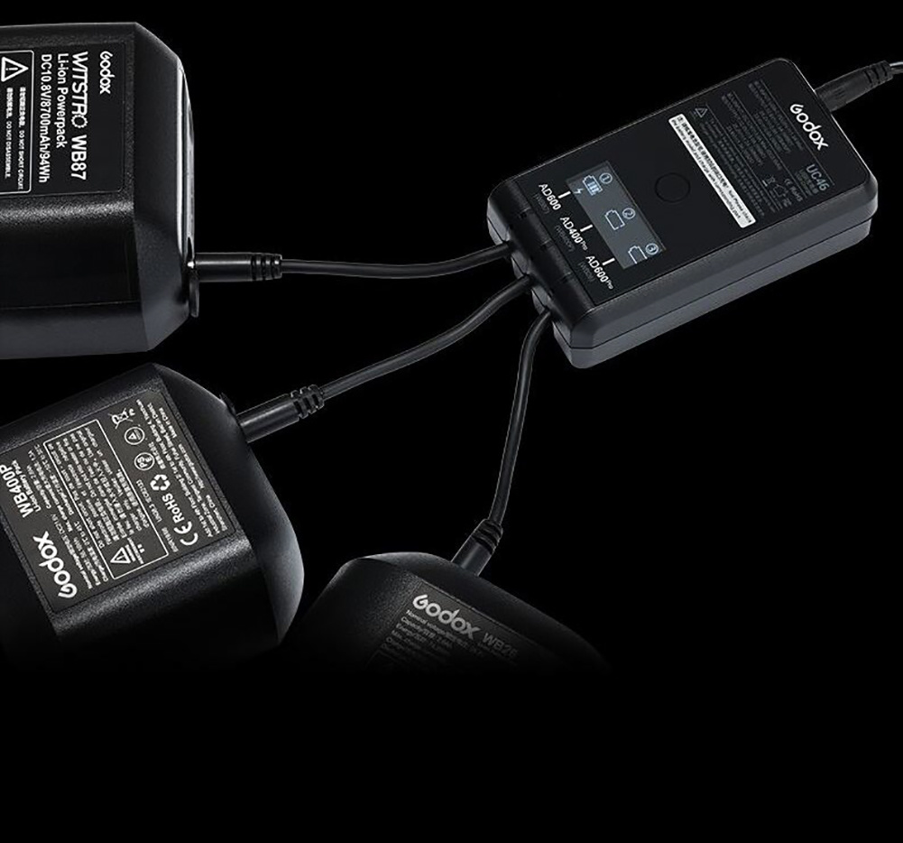 Godox Universalladegerät UC46