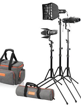 Godox S30 Godox LED-3er Kit