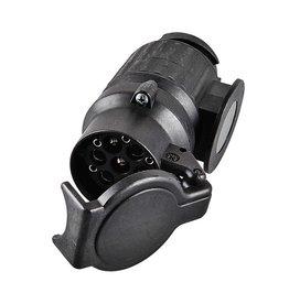 Adapter van type Jaeger naar type Multicon West 13-polig
