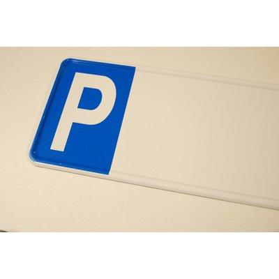 Parkeer Kentekenplaat met naam