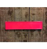 Kentekenplaat Fluor Roze