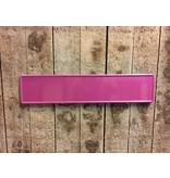 Kentekenplaat Roze Glitter