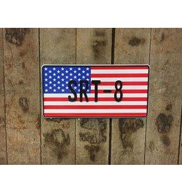 Amerikaanse Vlag Kentekenplaat