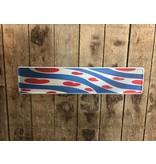 Friese vlag kentekenplaat met naam