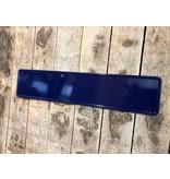 Kentekenplaat navy / Donker Blauw