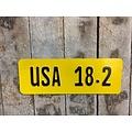 Amerikaanse 30x11 18:2 geel