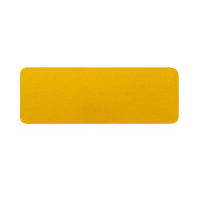 amerikaanse plaat 18:2 geel