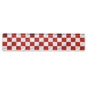 Brabantse vlag kentekenplaat met naam