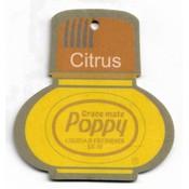 Poppy Poppy Geurhanger Citrus