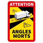 Attention Sticker