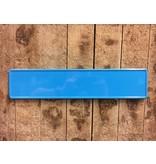 Kentekenplaat Licht Blauw