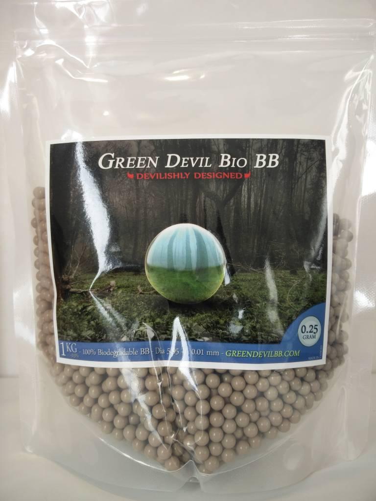 Green Devil Green Devil 0.25g - 4000 bio bb's