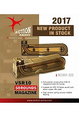 Action Army Action Army VSR-10 50 rounds magazine