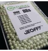 Geoffs Geoffs Natural Precision 0.32g - 1000 bio tracer bb's