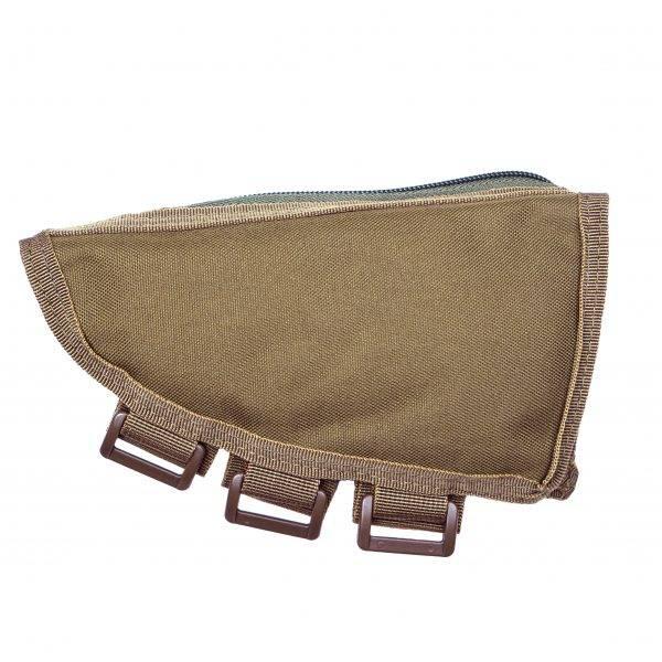 Novritsch Rifle Stock Pouch - Tan