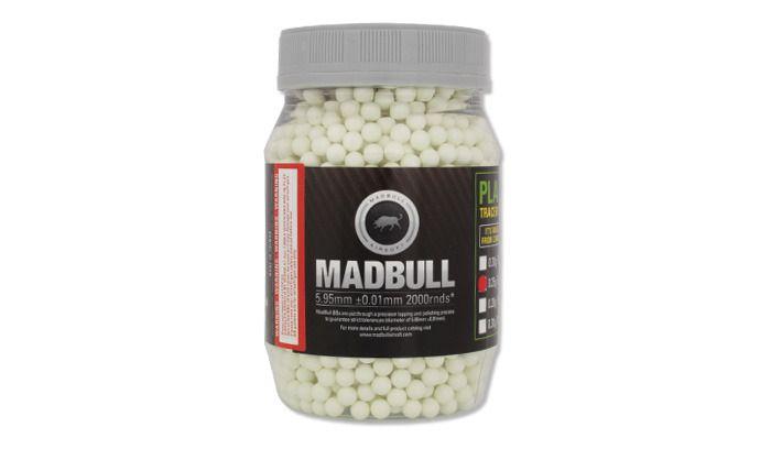 Madbull Madbull 0.25g - 2000 bio tracer bb's