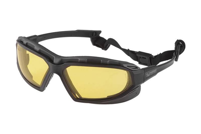 Valken V-TAC Echo Glasses - Yellow Lens