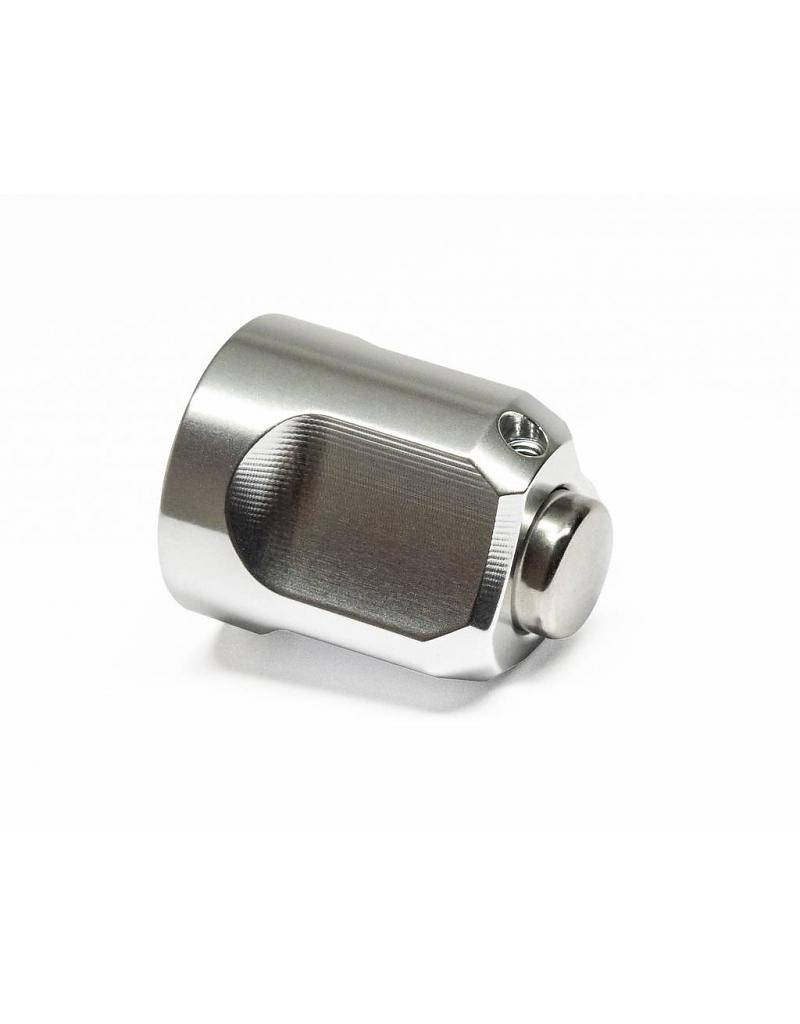 Action Army Action Army VSR10 Bolt cap-Silver