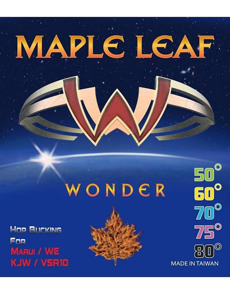Maple Leaf Maple Leaf Wonder Bucking 60°