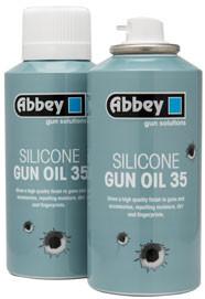 Abbey Abbey Silicone Gun Oil 35 - aerosol