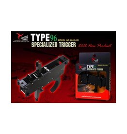 Action Army Action Army Zero Trigger voor TYPE 96 / well MB01