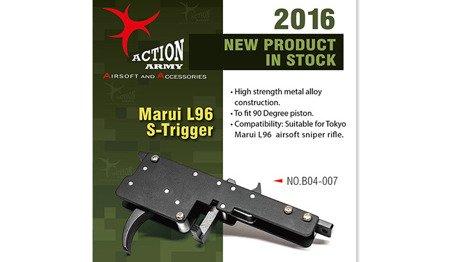 Action Army Action Army Zero Trigger - 90° - L96 AWS (Marui)