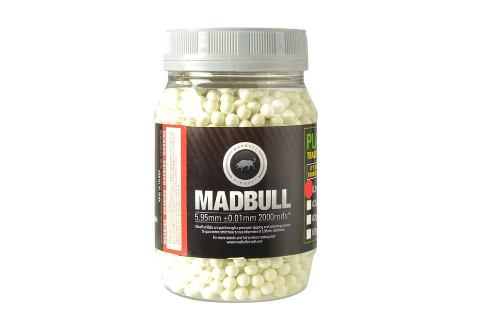 Madbull Madbull 0.20g - 2000 bio tracer bb's